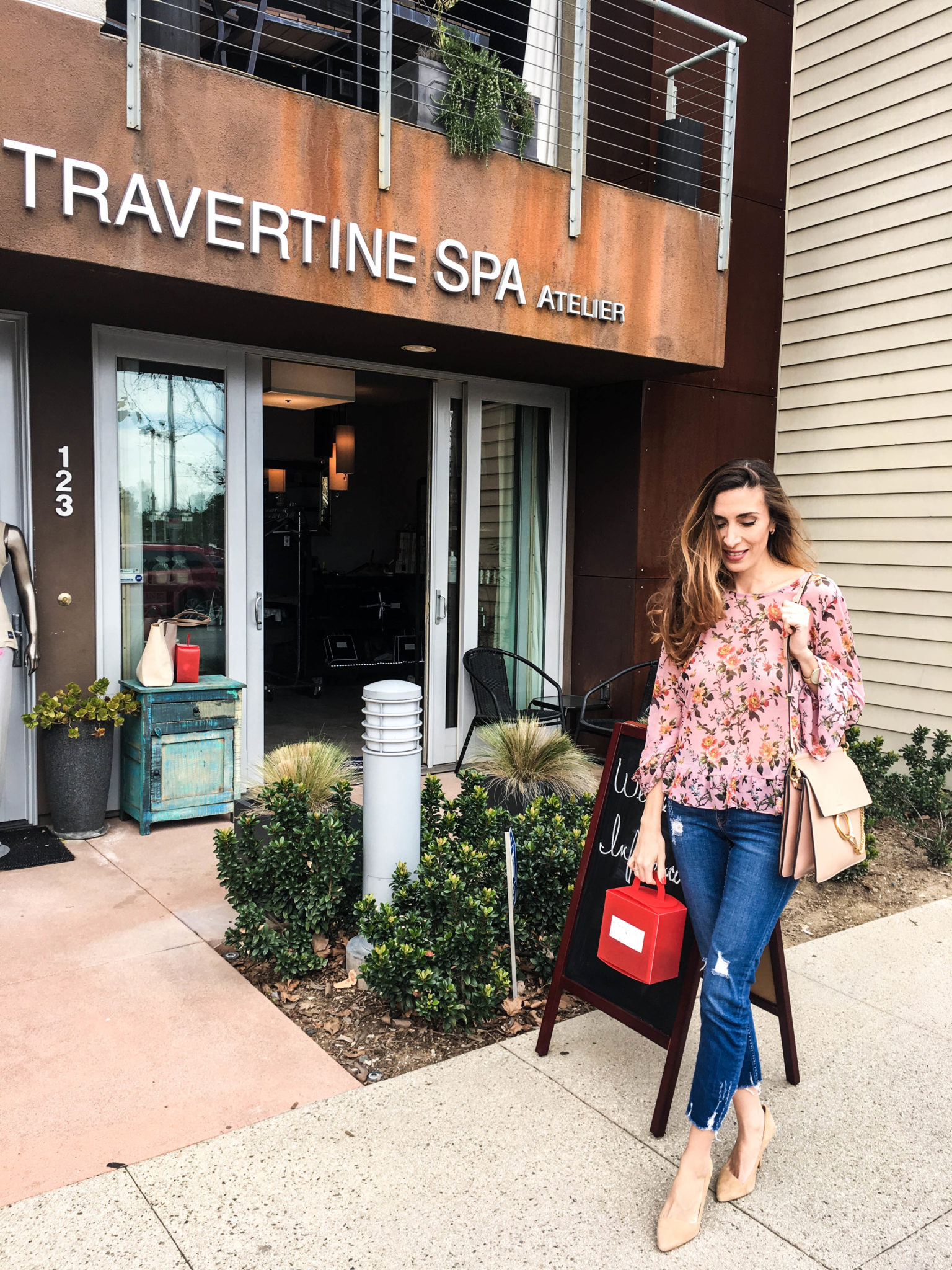 relax your mind and body with travertine spa products! – coffee